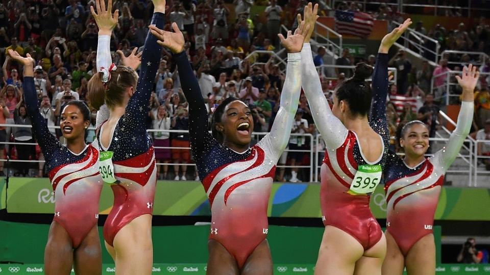 Federação de ginástica e Comitê dos EUA são processados por abuso sexual