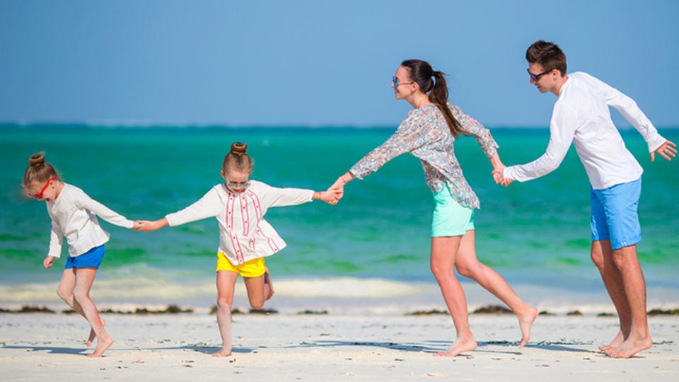 4 maneiras de se manter em forma nas férias