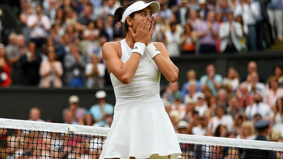 Ao bater Venus Williams em Wimbledon, Garbiñe Muguruza se torna 'Nêmesis' das irmãs mais vitoriosas da história do tênis