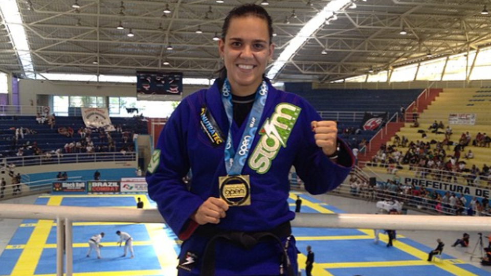 Bruna Ribeiro e a Strong Inside