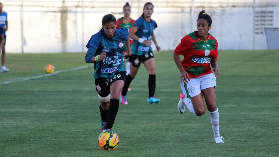 Portuguesa pode ser excluída do Brasileiro feminino por escalação irregular