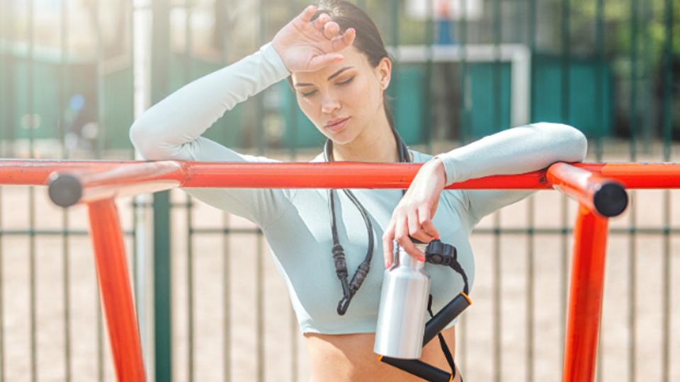 Quatro dicas para treinar no período menstrual