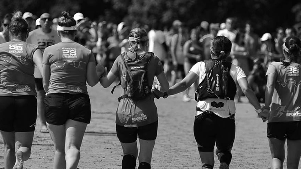 Correr faz bem à saúde e também pode ajudar a combater a fome