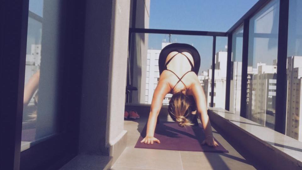 Quando eu, enfim, decidi começar Yoga