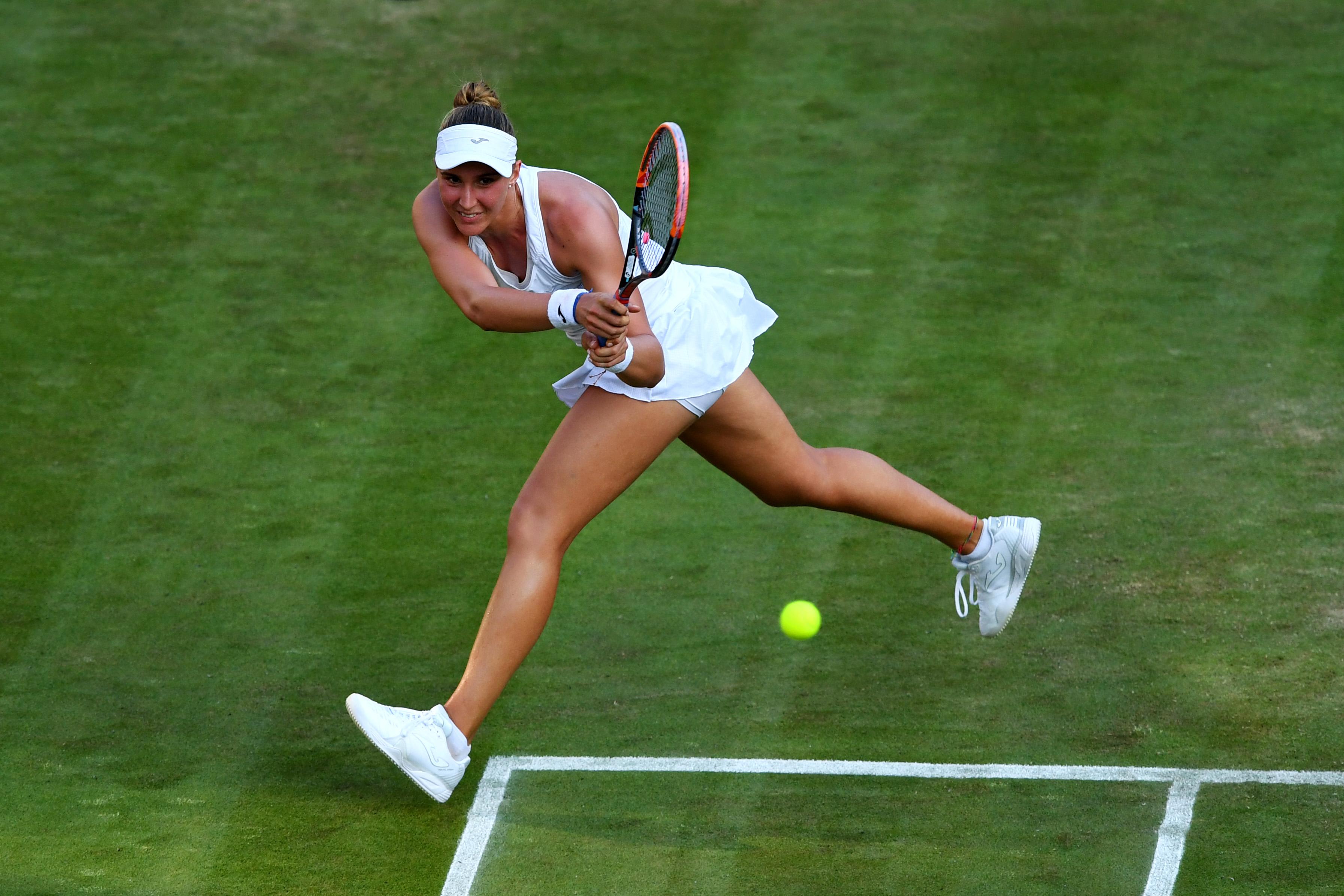 Jogos mentais e meditação: o que ajudou a melhor tenista do Brasil a quebrar tabu em Wimbledon