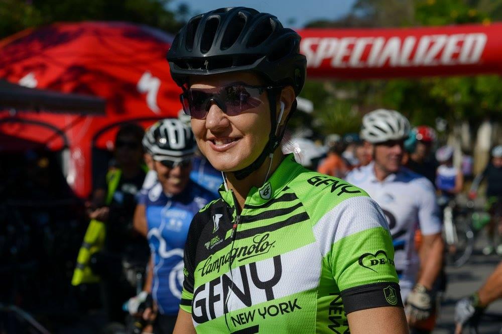 Das quadras às estradas: Venturini troca vôlei por ciclismo e narra 'loucura' de Bernardinho com a bike