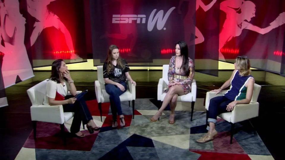 O espaço da mulher nos Jogos da Mente é tema do Olhar espnW