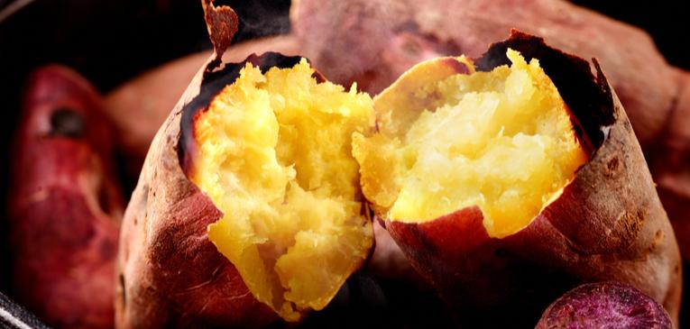 Receitas com batata-doce para variar o cardápio