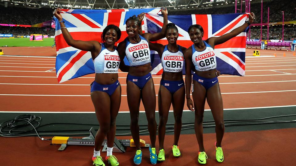 Brasil termina revezamento 4x100m feminino em 7º. Grã-Bretanha leva o ouro
