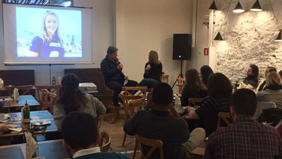 'Não gosto da palavra empoderamento': repórter Gabriela Moreira debate experiências de vida, papel do jornalismo e valorização da mulher